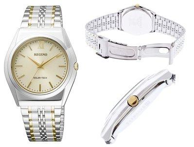 日本正版 CITIZEN 星辰 REGUNO RS25-0042C 男錶 手錶 太陽能充電 日本代購