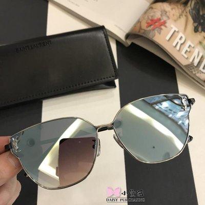 【小黛西歐美代購】YSL yves saint laurent 時尚飛行 歐美時尚 太陽眼鏡 墨鏡顏色1 歐洲代購