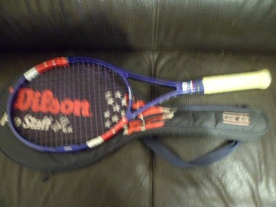 Wilson Pro Staff 6.6 Tour Classic 85 Jim Courier Stars & Stripes SL3 USED 90%NEW