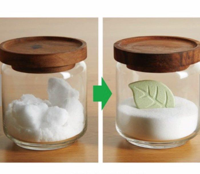 日本製 美濃燒 陶製 乾燥劑 2入 可重複使用 天然 除濕 吸水性佳 擴香