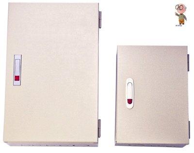 【 老王購物網 】鐵製動力箱 《橫式 》42*33 公分 鐵製開關箱 配電箱 動力箱 控制箱 烤漆箱