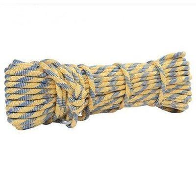 【優上精品】救生繩子戶外求生用品徒步繩登山繩攀巖裝備安全保險輔助繩索(Z-P3176)
