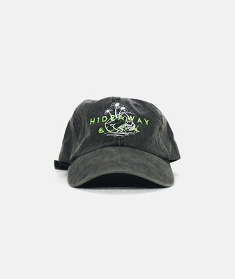 日本代購 HIDEAWAY SKULL PALM TREE CAP 帽子 兩色(Mona)
