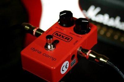 ☆ 唐尼樂器︵☆ MXR M102/ M-102 Dyna Comp 電吉他單顆壓縮效果器(讓你的 Tone 集中緊實)