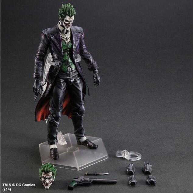 【AVANTER】代購 Play Arts PA改 小丑 THE Joker 可動模型 公仔玩具 現貨+預購款