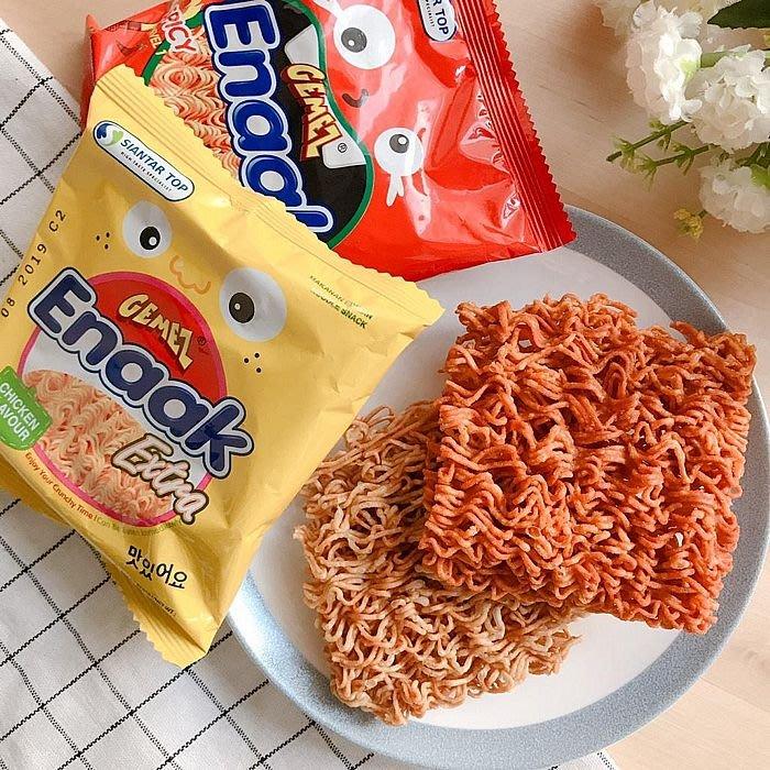 【BOBE便利士】韓國/印尼 Gemez Enaak 韓式小雞麵 小單包