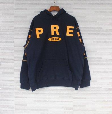 OAK Supreme 19FW Spread Logo Hooded Sweatshirt  1994大logo 麒麟連帽帽tee
