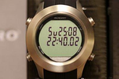 SCUBAPRO MERIDIAN 電腦錶