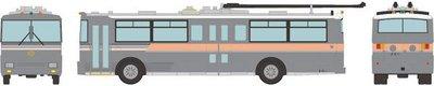 [玩具共和國] 4543736317555 関電トンネルトロリーバス 300型前期型(301号車)