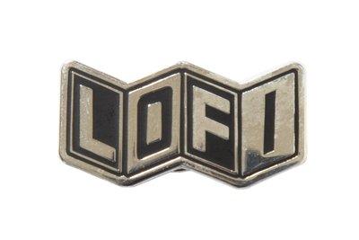 """[ LAB Taipei ] LO-FI """"ENAMEL PIN"""" (BLOCKS)"""
