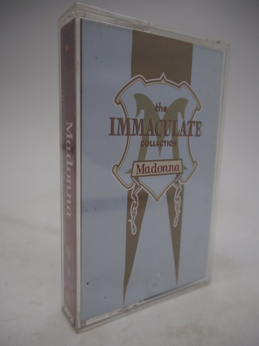 【月界】The Immaculate Collection:附歌詞(絕版)_Madonna 瑪丹娜_飛碟 〖專輯〗BAC