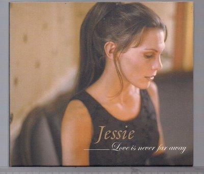 潔希  Jessie  [ Love Is Never Far Away 愛未遠颺 ] CD
