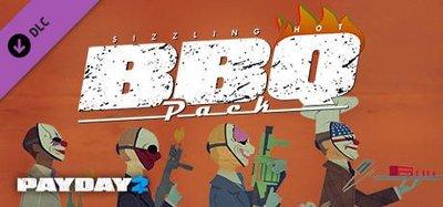 STEAM PAYDAY 2 : The Butcher's BBQ Pack DLC 劫薪日2 : 燒烤包