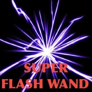 [MAGIC 999]魔術道具 Super Flash Wand 日本 超閃 魔法棒 閃光棒 動畫般~特賣1000NT