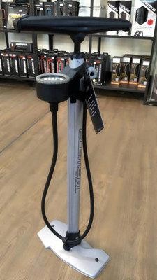 ~騎車趣~ Element直立式高壓打氣筒 鋼製基座美式/法式共用 聰明嘴