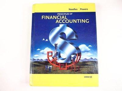 【考試院二手書】《FINANCIAL ACCOUNTING》│Houghton Mifflin Company│八成新(22Z21)