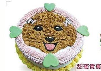寵物蛋糕~~甜蜜貴賓      寶貝狗     甜心寶貝(限低溫宅配)下標後三天內出貨(缺貨除外)