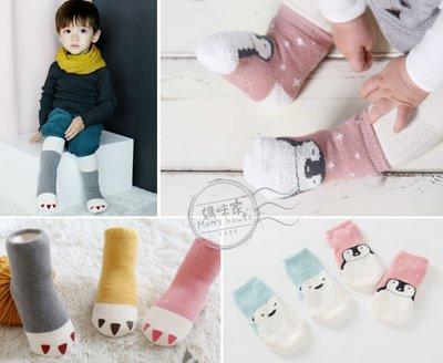 媽咪家【C071】C71厚棉短襪 厚毛...