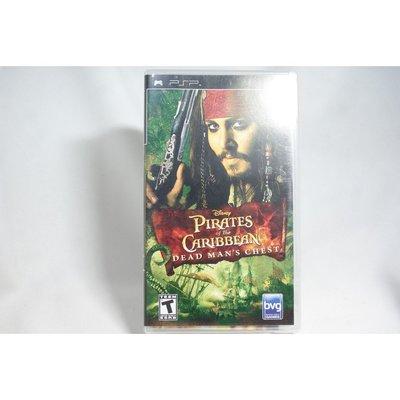[耀西]二手 美版 SONY PSP 神鬼奇航2:加勒比海盜 PIRATES of the CARIBBEAN