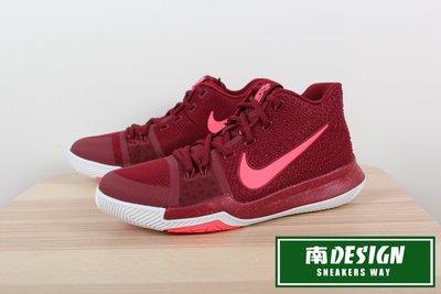 南◇現 NIKE KYRIE 3 (GS) 859466-681 IRVING 橘紅色 紅橘色 女段 籃球鞋
