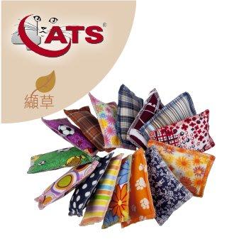 【李小貓之家】4cats《纈草療癒小抱枕》貓草界的新星「纈草」 新北市