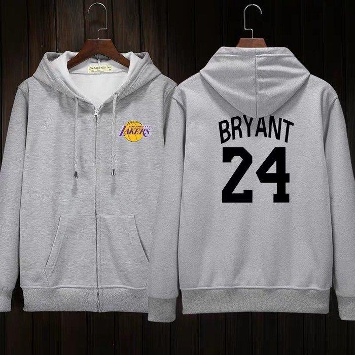 💖黑曼巴Kobe Bryant科比純棉運動厚外套💖NBA球衣湖人隊Adidas愛迪達棒球籃球風衣休閒薄夾克男女985