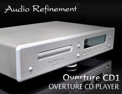 【風尚音響】Audio Refinement   Overture CD1   CD 唱盤  ( 展示福利品 近全新 )