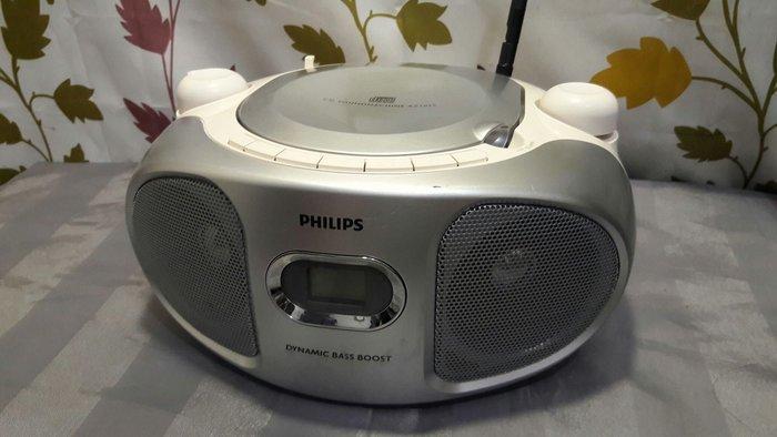 飛利浦手提CD音響