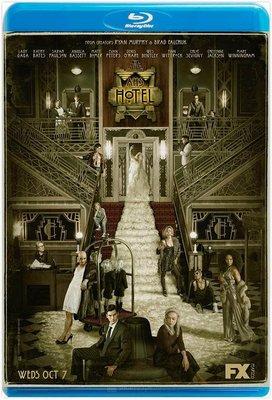 美國恐怖故事:旅館  美國怪談  美国怪谭  第5季  共2碟  American Horror Story