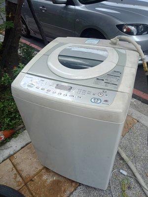 (皇后洗衣機)東芝2手10公斤變頻單槽洗衣機