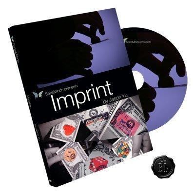 【天天魔法】【1459】物入鈔票(道具材料+教學)~Imprint ~