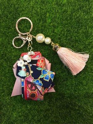 ~Willa髮飾/小物/包包本舖~設計師款和風鑰匙圈飾品吊飾包包飾品吊飾裝飾品