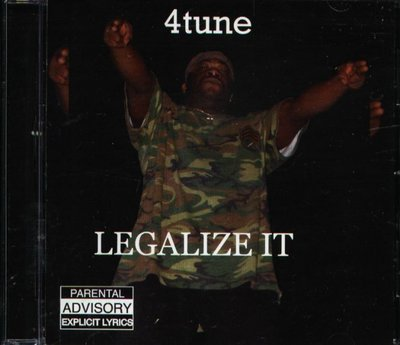 八八 - 4TUNE - LEGALIZE IT