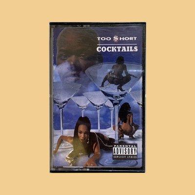 JCI:Too $short 1995 -  Cocktales 西岸 / Pimp / 灣區 / Bay Area