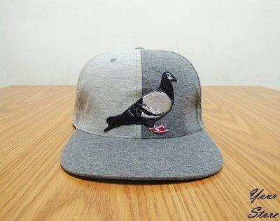 【Your Store】美牌 Staple Pigeon 2017秋季新款 Split 鴿子 Snapback 後扣帽