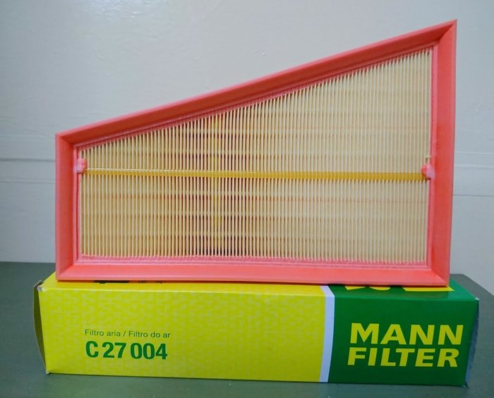 (C+西加小站) BENZ CLA / GLA系列 空氣濾網 MANN C-27004 空氣濾網