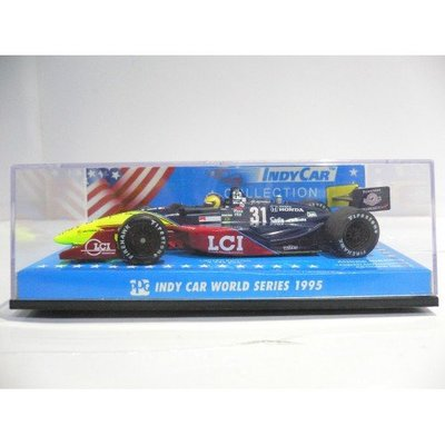 MINICHAMPS 1/43 REYNARD HONDA ANDRE RIBEIRO INDY CAR WORLD #31 (01874) (BUY)