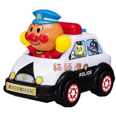 『 貓頭鷹 日本雜貨舖 』 麵包超人 兒童玩具 警車