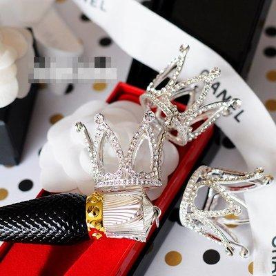 烘焙蛋糕裝飾 華麗鑽石小皇冠裝飾擺件 小公主皇冠生日派對裝扮_☆找好物FINDGOODS☆