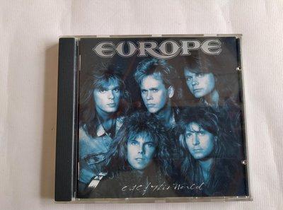 【鳳姐嚴選二手唱片】 EUROPE 歐洲合唱團 / OUT OF THIS WORLD