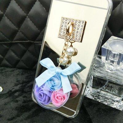 【現貨】新款diy墜花飾品 手機吊飾 鑰匙扣 花朵吊墜