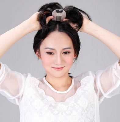米緹雅假髮☆╯全手織小面積真髮補髮塊☆...