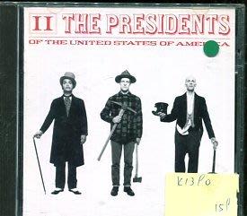 *愛樂二館*THE PRESIDENTS OF THE UNITED STATES OF AMERICA 二手K1390