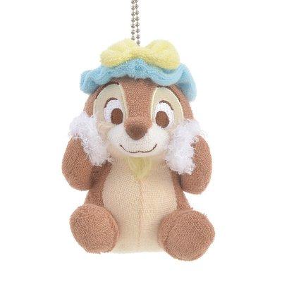 *B Little World * [現貨] 東京迪士尼專賣店限定商品/松鼠奇奇洗臉吊飾/東京連線