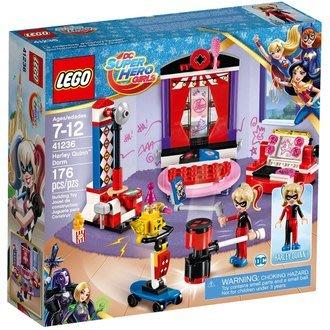 【小瓶子的雜貨小舖】LEGO 樂高積木 超級女英雄系列-Harley Quinn Dorm LT-41236
