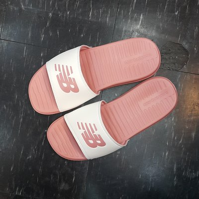 new balance nb 130 SD130WP 拖鞋 運動拖鞋 粉色 粉紅色 白粉