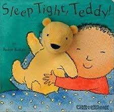 【硬頁指偶書】SLEEP TIGHT TEDDY