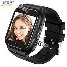 免運~JSBP 4G智慧手錶X89-2 安卓9.0 16GB 雙攝像頭 全網通電話手錶 手電筒 GPS定位18023