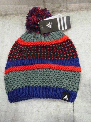 【n0900台灣健立最便宜】2015 ADIDAS-MTN POOOLE B保暖帽-AA2102-A98326(二選一)