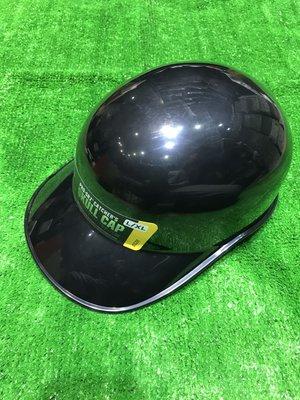棒球世界全新PRO-SRZ SKULL CAP EVO捕手用頭盔黑色 教練帽 跑壘指導帽 特價